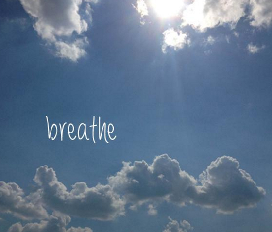 Breathe Yourself Into Relaxation